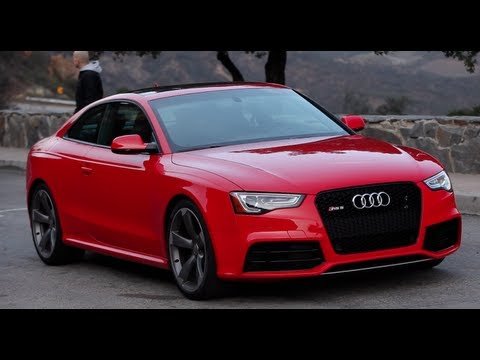 Audi RS5 Review – One Take