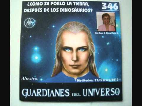 Alaniso - Sarita Otero : ¿Cómo se pobló la Tierra, después de los dinosaurios? pt1/3
