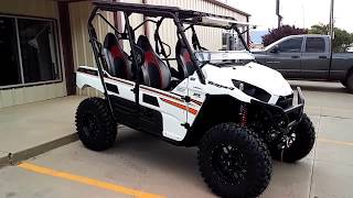 8. Custom Customers 2018 Teryx-4 by Hester's Motorsports.
