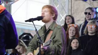 download lagu download musik download mp3 Ed Sheeran performing perfect on today show