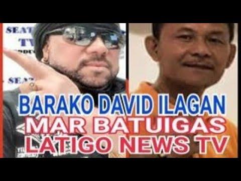 FLM DEFENDER BARAKO DAVID ILAGAN WITH SPECIAL GUEST MR. MAR BATUIGAS LATIGO NEWS TV
