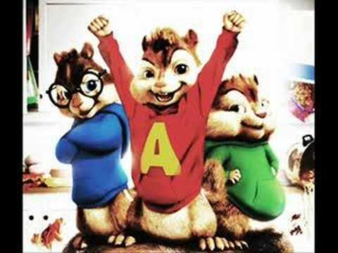 Chipmunks - I'm Sprung (T-Pain)