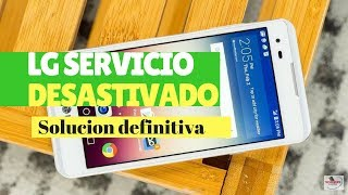 Video LG SERVICIO DESACTIVADO(solución definitiva en 5 min 2018) MP3, 3GP, MP4, WEBM, AVI, FLV Agustus 2018