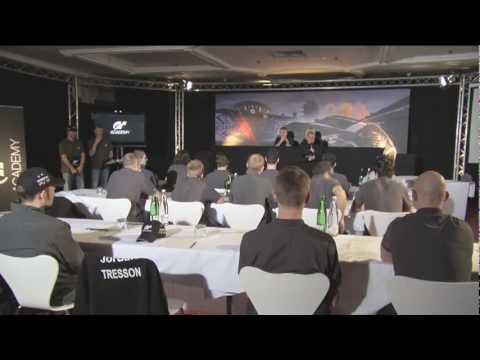 GT Academy 2010 Finale - Silverstone... - GT Academy 2010 Finale - Silverstone Von der Virtualität in die Realität. Von der Konsole zum echten Rennfahrer. Die GT Academy...