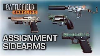 Unlocked: Assignment 2 Sidearms - Battlefield Hardline