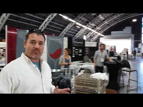 Setting Up for the North Coast Wine Industry ExpoSetting Up for the North Coast Wine Industry Expo<media:title />