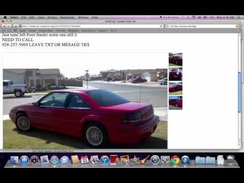 craigslist el centro used cars trucks and vehicles under 1800. Cars Review. Best American Auto & Cars Review