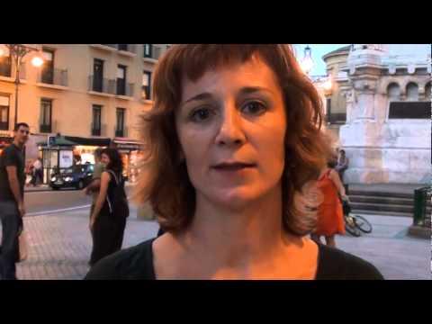 Eva Aranguren: Escocia ya ha ganado, ha sido reconocida como sujeto de decisión política