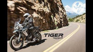 10. 2018 Triumph Tiger 800 Review