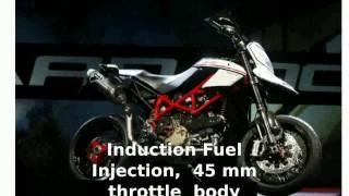 8. Ducati Hypermotard 1100 - Info