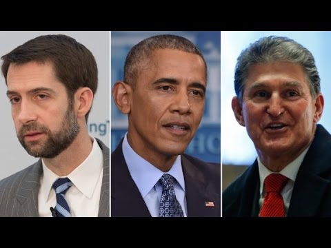 Senators compliment Obama's dignity