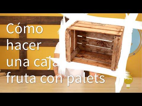 cmo hacer cajas de fruta con palets recrea palets
