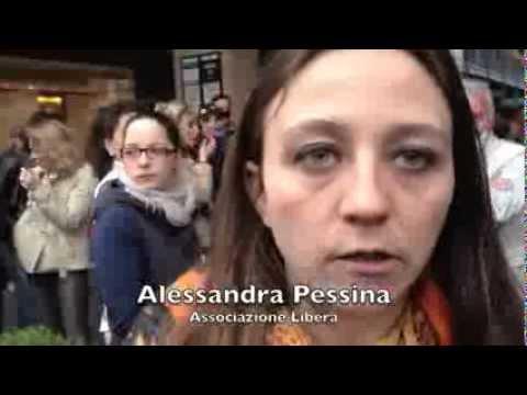 Varese in piazza contro la violenza