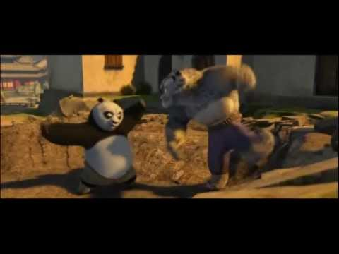 kung fu panda epic fight