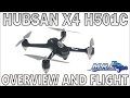 A Slick 1080p quadcopter with GPS! HUBSAN X4 H501C demo! EP#309
