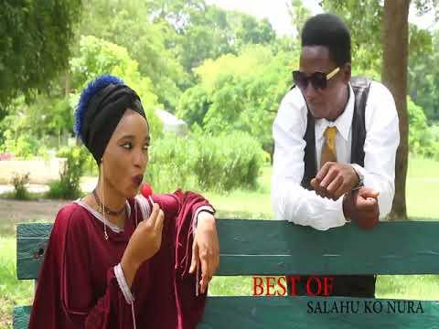 Video Nura Ko Salihu Latest Hausa Music download in MP3, 3GP, MP4, WEBM, AVI, FLV January 2017