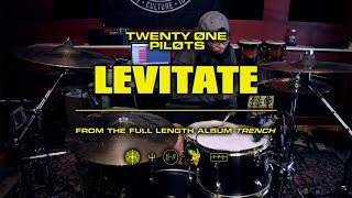 (Drum Cover) Levitate - twenty one pilots