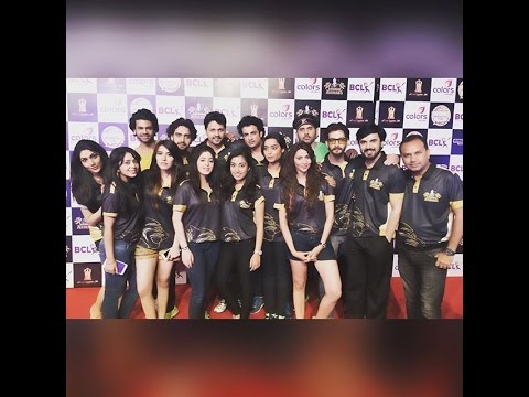 'Team Lucknow Nawabs' Box cricket league  On Colors 2016