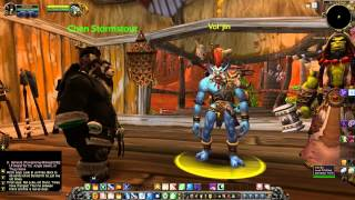 Vol'jin Of The Darkspear - Patch 5.3 Escalation - World Of Warcraft: Mists Of Pandaria