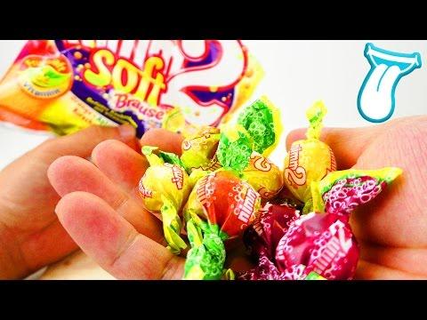 Nimm 2 Soft Brause mit Facecam | Brause Bonbons im Test | In Aller Munde