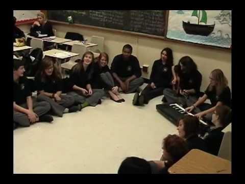 Gagnante du concours vidéo 2009: Bishop Allen Academy, Grade 11