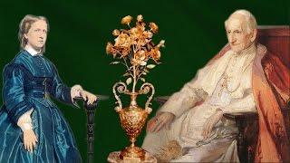 O Papa Leão XIII, premiou a Princesa Isabel com a Rosa de Ouro, por ocasião da abolição da escravatura. Trata-se da primeira homenagem de um Papa a ...
