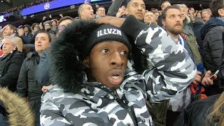 I COULDN'T BELIEVE WHAT I WAS WATCHING!!! MAN UTD VS PSG