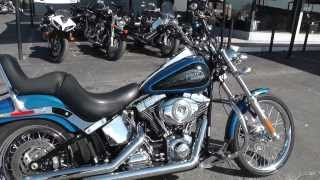 4. 012580 - 2008 Harley Davidson Softail Custom FXSTC - Used Motorcycle For Sale