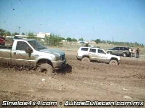 ARRANCONES 4X4 EN LODO FINAL MAYO 2010