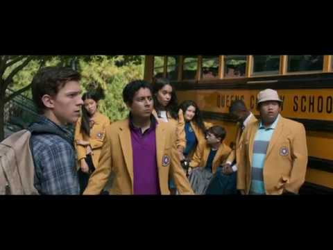 Spider-Man: Homecoming (Clip 'Protesting Is Patriotic')