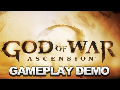 God of War Ascension - There's gore galore in this gameplay demo of God of War: Ascension. Watch Kratos shed some blood at Sony's E3 2012 press conference. The latest news, trailer...