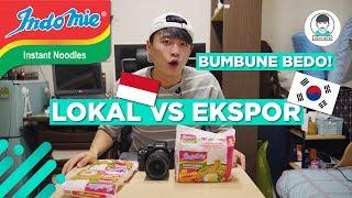 Video Indomie EKSPOR VS Indomie Lokal (SAOSNYA BEDA!!) MP3, 3GP, MP4, WEBM, AVI, FLV Februari 2019