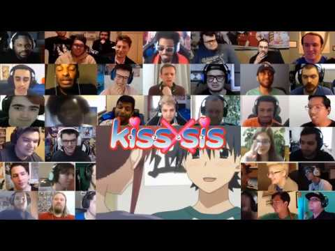 Kiss X Sis Episode 3 | Mega Reactions Mashup