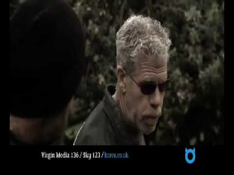 Sons of Anarchy Season 2, Episode 5 Preview  -10pm Wednesday 26th May, Bravo