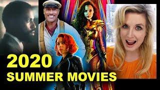 Summer Movies 2020 - Tenet, Wonder Woman 1984, Black Widow, Jungle Cruise by Beyond The Trailer