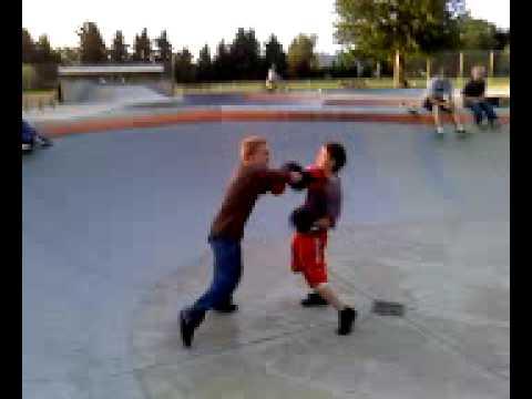 auburn skatepark boxing