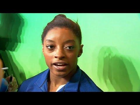 #Metoo: Olympiasiegerin Biles beschuldigt Ex-Teamarzt ...