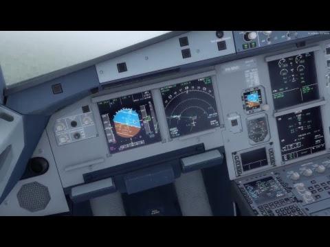 P3D - TAM3052 | Aproximacao em SBPA (Porto Alegre) [Prepar3d] [Aerosoft A320]
