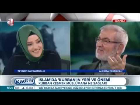 Ali Rıza DEMİRCAN - Kadraj - A Haber - 6 Ekim 2014