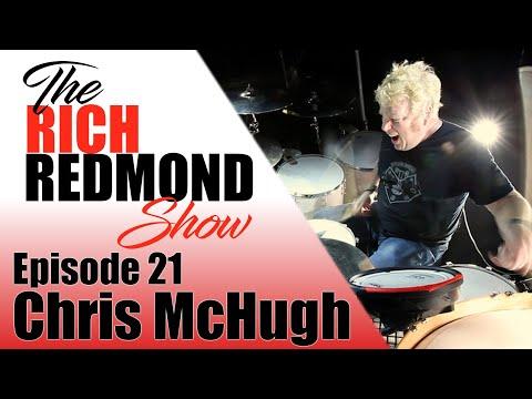 4 Decades of Making Music - The Rich Redmond Show Ep 21 feat Chris McHugh
