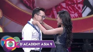 Video SO SWEET!! Jamila Beri Kado Spesial dan Langsung Memakaikan DASI KE MIENAN! | DA Asia 4 MP3, 3GP, MP4, WEBM, AVI, FLV September 2019
