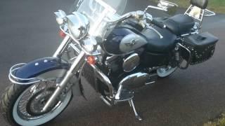 10. Kawasaki vn 1500 classic