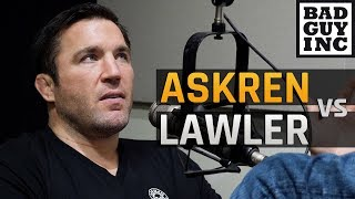 Video What was the thought process behind Ben Askren vs Robbie Lawler? MP3, 3GP, MP4, WEBM, AVI, FLV April 2019