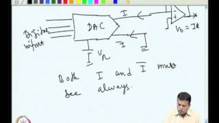 Mod-08 Lec-38 Digital To Analog Converter Design And Working, Flash ADC