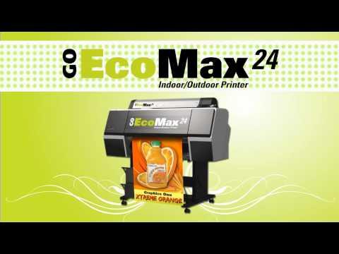 GO EcoMax 24 Printer