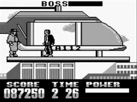 Darkman Game Boy