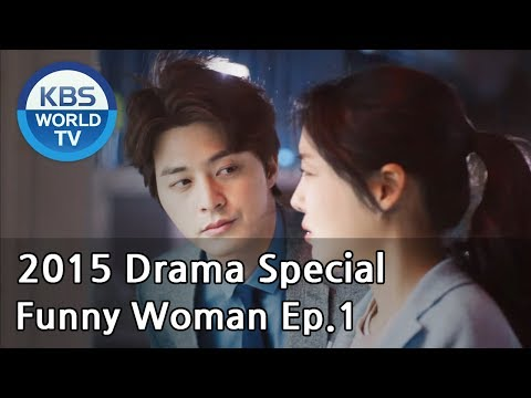 Funny Woman | 웃기는 여자 Ep.1  [2015 Drama  Special / ENG / 2015.04.03]