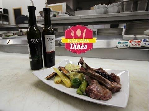 Niagara Dines: Oliv Tasting Room & Restaurant