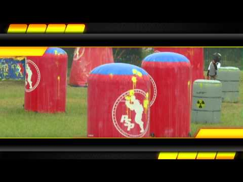 JT First Shot Paintball Challenge - JT SplatMaster Division Action