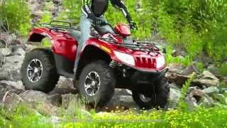 8. 2015 Arctic Cat 1000 XT Big Bore